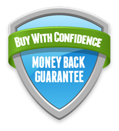 Money back guarantee on all of our products!